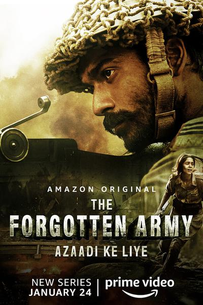 TV ratings for The Forgotten Army in Turkey. Amazon Prime Video TV series