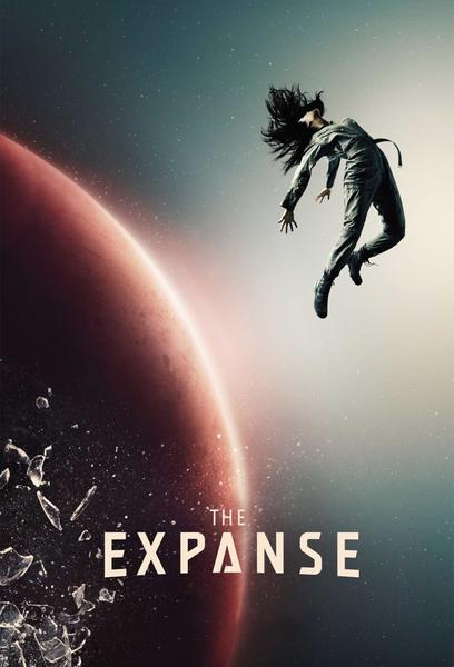 TV ratings for The Expanse in Colombia. Amazon Prime Video TV series