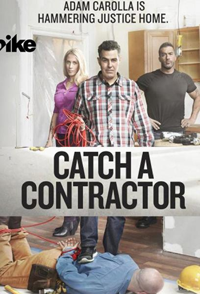 TV ratings for Catch A Contractor in South Korea. Spike TV series