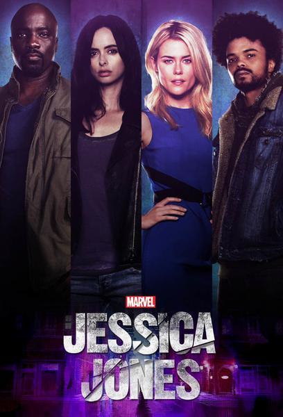TV ratings for Marvel's Jessica Jones in India. Netflix TV series