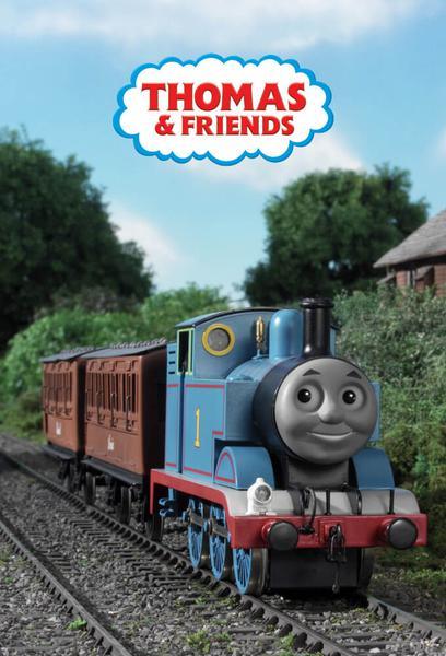 TV ratings for Thomas & Friends in Brazil. ITV TV series