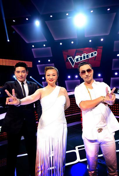 TV ratings for The Voice Thailand in Colombia. THAITV CH3 TV series