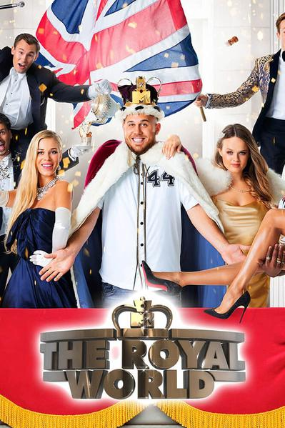 TV ratings for The Royal World in Canada. MTV International TV series