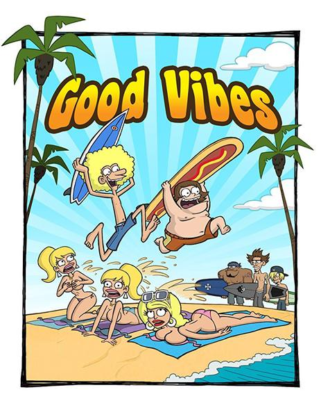 TV ratings for Good Vibes in Russia. MTV TV series