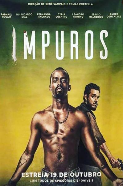 TV ratings for Impuros in the United States. Fox Premium TV series