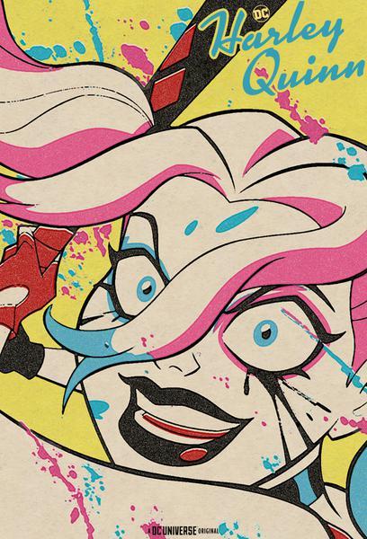 TV ratings for Harley Quinn in Japan. HBO Max TV series