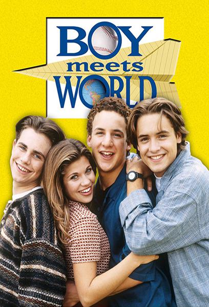 TV ratings for Boy Meets World in the United States. ABC TV series