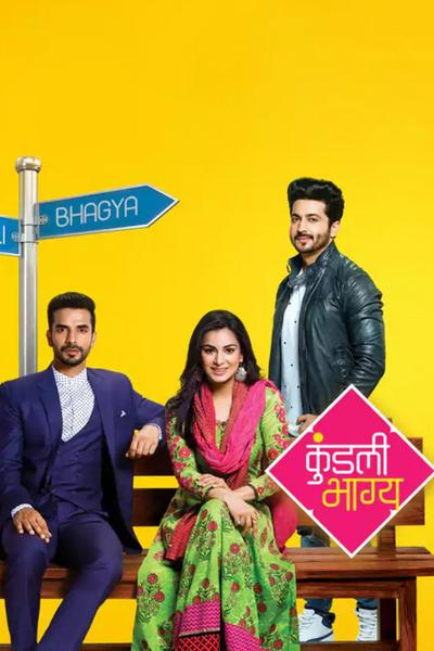 TV ratings for Kundali Bhagya in Netherlands. Zee TV TV series