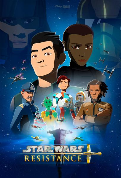 TV ratings for Star Wars Resistance in the United States. Disney XD TV series
