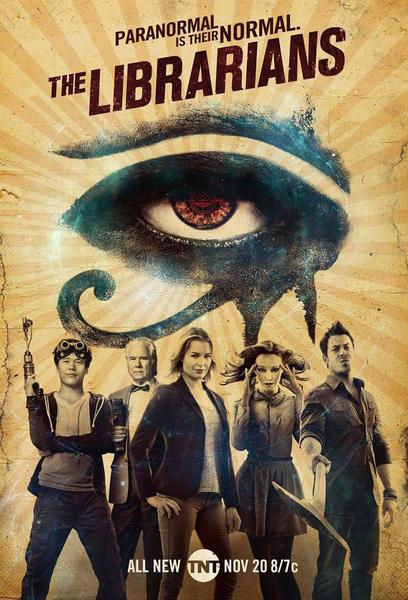 TV ratings for The Librarians in Denmark. TNT TV series
