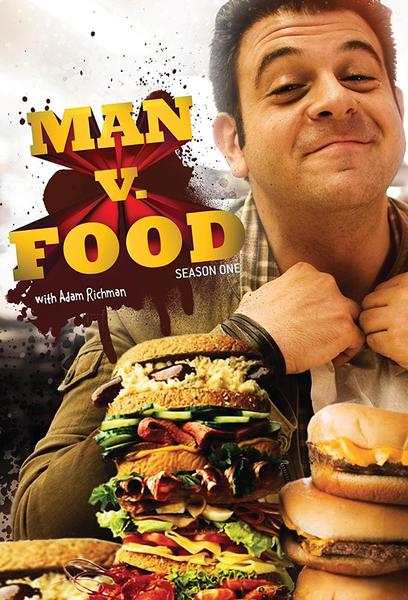 TV ratings for Man V. Food in New Zealand. Travel Channel TV series