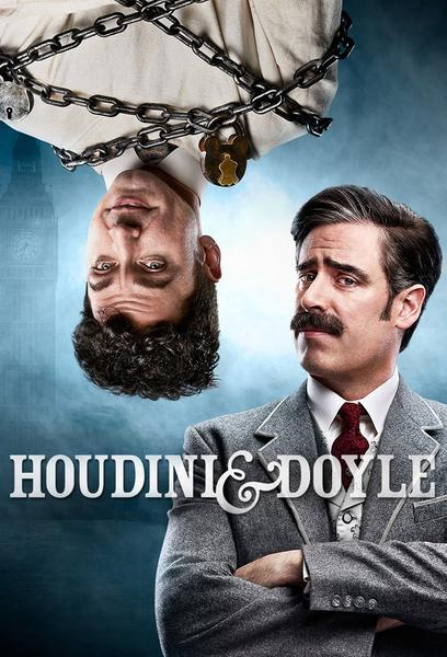 TV ratings for Houdini & Doyle in Brazil. ITV TV series