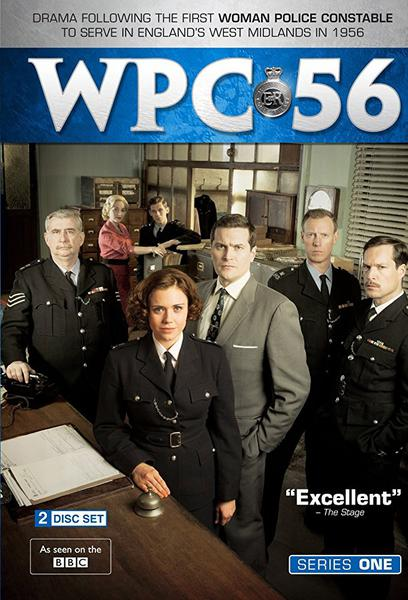 TV ratings for WPC 56 in France. BBC One TV series