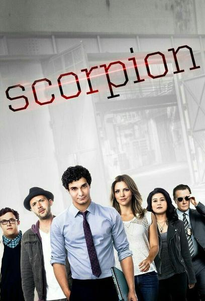 TV ratings for Scorpion in India. CBS TV series