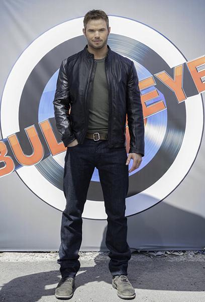 TV ratings for Bullseye in Italy. FOX TV series