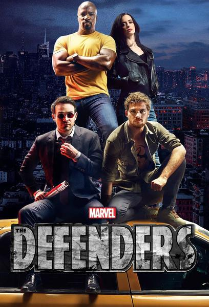 TV ratings for Marvel's The Defenders in South Korea. Netflix TV series