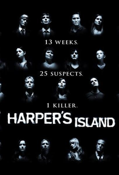 TV ratings for Harper's Island in India. CBS TV series