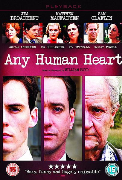 TV ratings for Any Human Heart in Germany. Channel 4 TV series