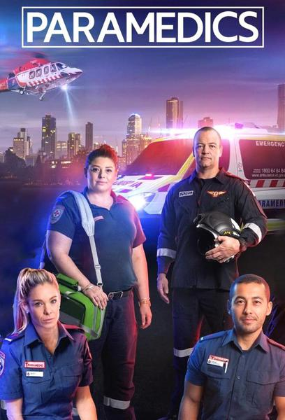 TV ratings for Paramedics in Spain. Nine Network TV series