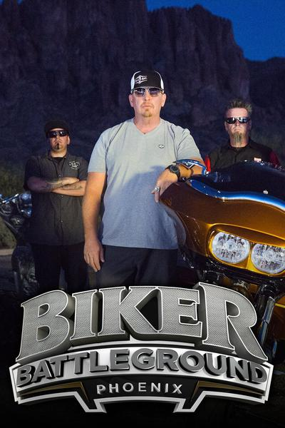 TV ratings for Biker Battleground Phoenix in Mexico. History TV series