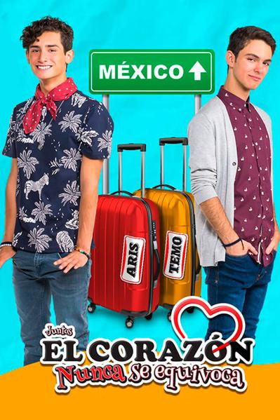TV ratings for El corazón nunca se equivoca in Mexico. Las Estrellas TV series
