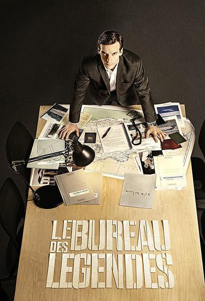 TV ratings for Le Bureau Des Légendes in France. Canal+ TV series