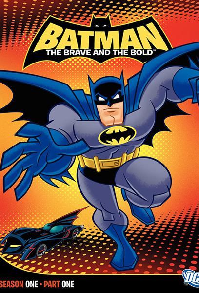 TV ratings for Batman: The Brave And The Bold in the United States. Cartoon Network TV series