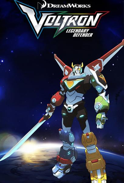 TV ratings for Voltron: Legendary Defender in the United States. Netflix TV series