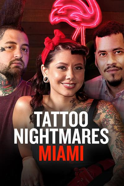 TV ratings for Tattoo Nightmares: Miami in Russia. Spike TV series