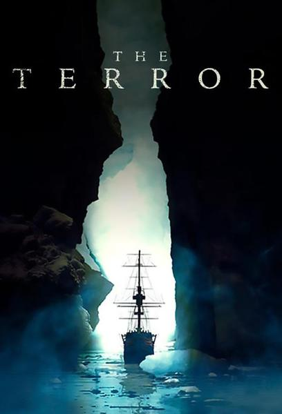 TV ratings for The Terror in the United Kingdom. AMC TV series