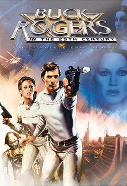 TV ratings for Buck Rogers In The 25th Century in Spain. NBC TV series