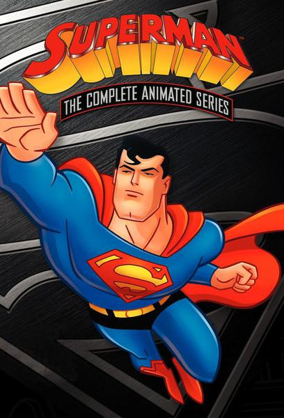 TV ratings for Superman: The Animated Series in the United States. Kids' WB TV series