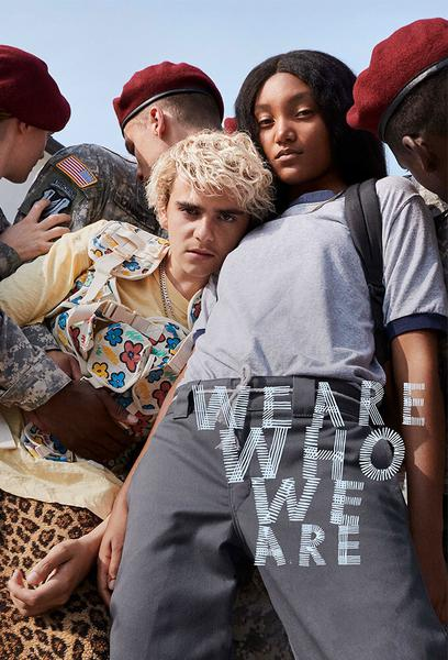TV ratings for We Are Who We Are in the United States. HBO TV series